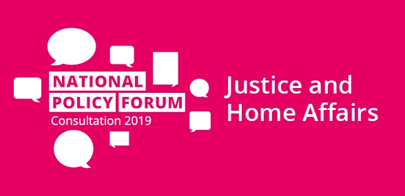 Building an effective criminal justice system